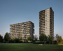 Cascina Merlata Residential Complex